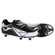 Buty Joma TACTIL JR 421 BLACK-WHITE SOFT GROUND PR